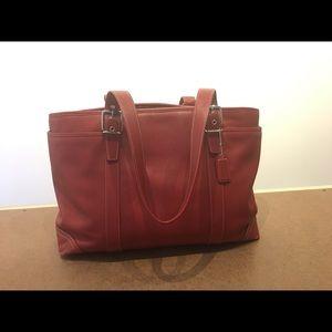 Large Coach Work/Diaper Bag